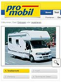 Promobil Test 2004 Fiat Ducato 2.8 JTD Power