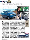 Reise Mobil International 7/2013 Mehr Power im VW T5