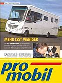 Promobil Iveco Daily 3.0 Euro 5 Großer Test 2/2013